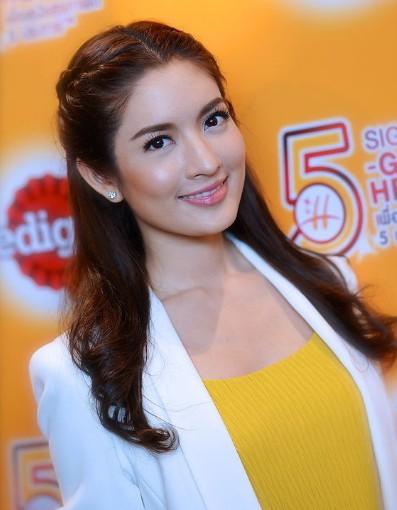泰国十大最美女神照片曝光