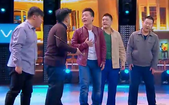 陕北农民兄弟本色演出被赞原生态