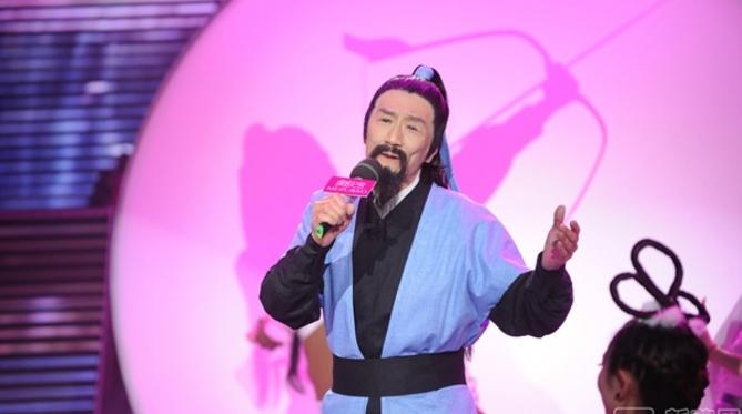 谢贤再现83版经典《铁血丹心》
