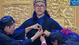 """张仁博演溥仪被赞""""最有冠军相"""""""