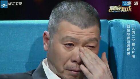"""十岁姑娘台上寻""""爷爷""""四导师齐飙泪"""