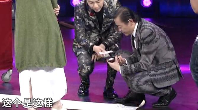 《中国梦想秀》第九季第16期:周立波现场找行家为美女画家作品估值