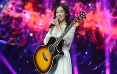 美女歌手嗓音纯净被赞该上好声音