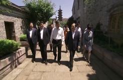 夏寶龍在寧波調研時強調  早日躋身全國大城市第一方隊修改