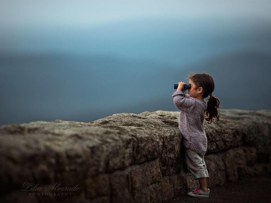 温馨儿童摄影 天使成长瞬间