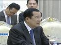 刘云山访问柬埔寨