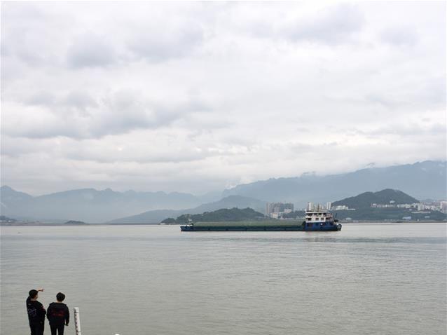 三峡工程175米试验性蓄水最后冲刺