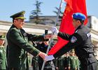2017浙江骄傲提名人物 中国第四支赴利比里亚维和警察防暴队