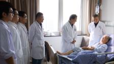 """【我的新时代】李晓林:做医疗资源优化分配的""""摆渡人"""" 为健康中国出力"""