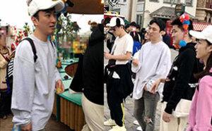 豪擲百萬抽獎后 王思聰和女友游日本
