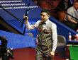 斯诺克世锦赛:丁俊晖击败麦克吉尔连续第五年晋级16强