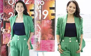 章子怡宣布担任东京电影节评委主席