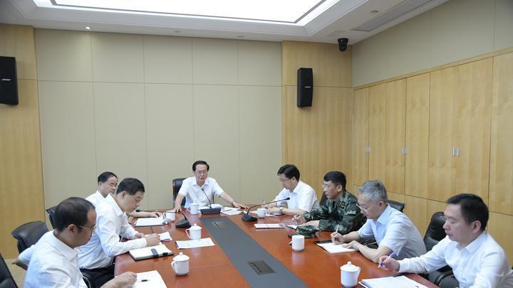 車俊袁家軍指導溫嶺槽罐車爆炸事故處置工作