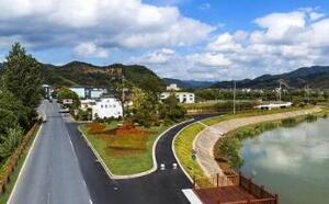 杭州3年內要打造118個美麗城鎮