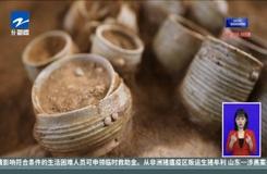 衢江發現約3000年前西周土墩墓羣  或與姑蔑古國有關