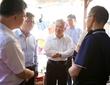 徐文光副省長出席全省城鎮燃氣安全風險隱患排查整治視頻會議并到杭州市開展暗訪督查